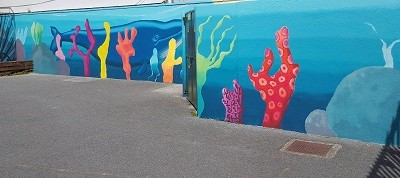 Our Masterpiece Mural!