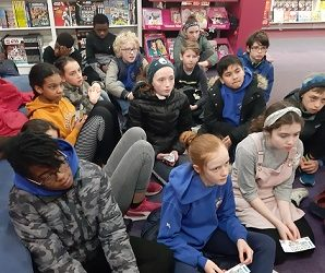 Senior Classes visit Easons