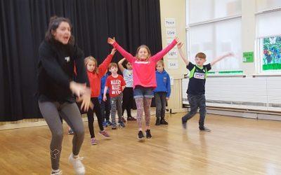Dance with Erris Burke