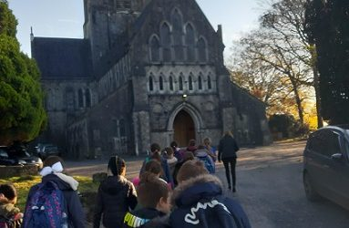 Outing to Tuam Cathedral