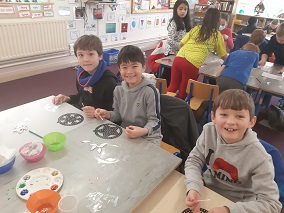 3rd and 4th Class Art