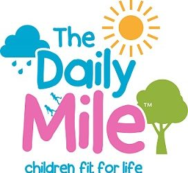 Raise a Flag for The Daily Mile