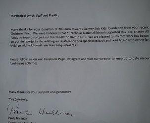 Galway Sick Kids Foundation