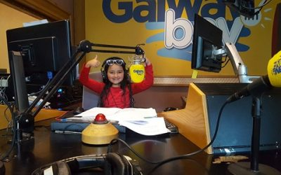 Live on Galway Bay FM