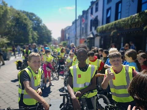 City Centre Cycle 2019