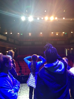Visit to the Town Hall Theatre