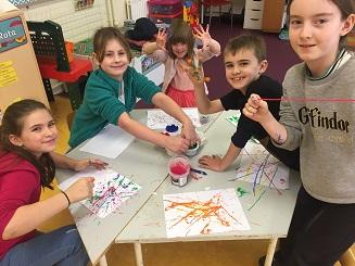 Waterside Afterschool @ St. Nicholas' Parochial School!