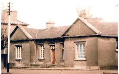 The Parochial School by Tom Kenny (Galway Advertiser 22/08/19)