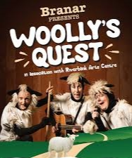 Woolley's Quest in the Town Hall Theatre