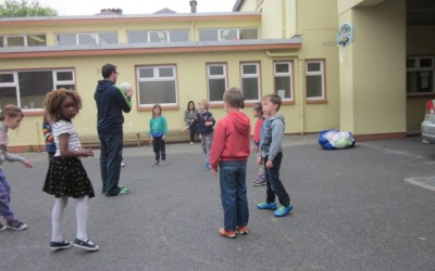 Active Week Day 4 – GAA skills with Dennis