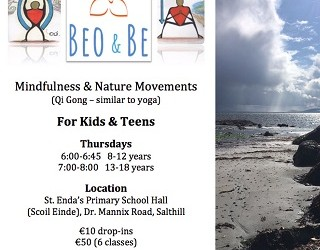 Mindfulness and Nature Movements with Brenda