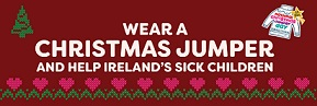 Christmas Jumper Day on Friday December 11th