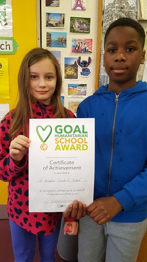 GOAL Humanitarian School Award
