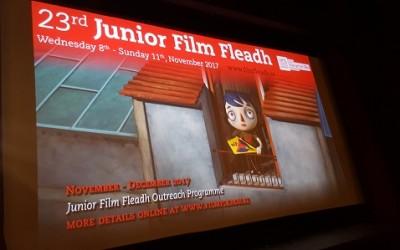 Junior Film Fleadh 2017