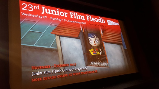 Junior Film Fleadh 2017