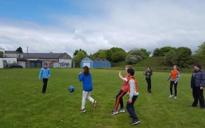 Soccer at The Plots