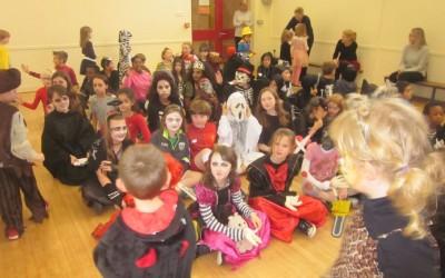 Halloween Celebrations in St. Nicholas'!