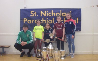 The Liam McCarthy Cup Arrives!