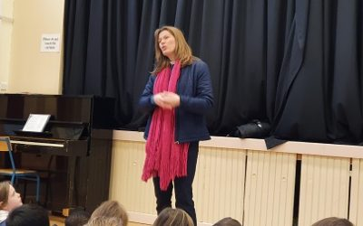 Friday Assembly with Reverend Lynda
