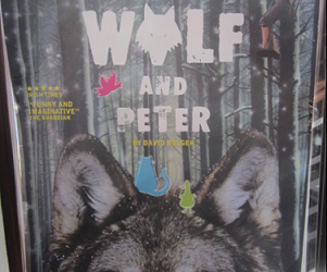 The Wolf and Peter