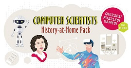 Computer Scientists History-at-Home Pack