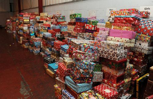 christmas shoebox appeal - Christmas Shoebox