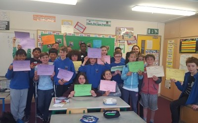 6th Class Transition Programme